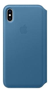 Capinha Capa iPhone Xs Max Original Apple - Máxima Proteção E Sofisticação - Mega Oferta