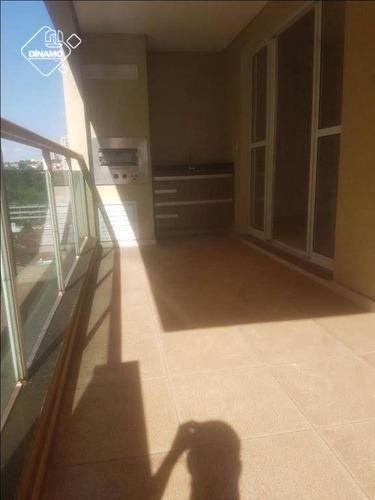 Apartamento Com 3 Dormitórios À Venda, 118 M² - Jardim Botânico - Ribeirão Preto/sp - Ap2927
