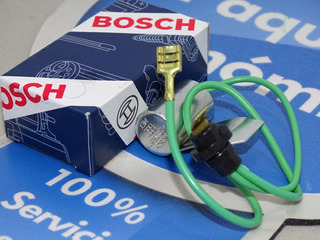 Condensador Vw Brasilia-vocho Bosch 1600cc