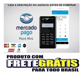 Maquininha Mercado Pago Compre 01 E Leve 02 + Frete Grátis