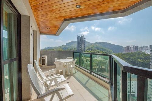 Apartamento Com 2 Dormitórios À Venda, 80 M² Por R$ 520.000,00 - Astúrias - Guarujá/sp - Ap11110