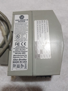 Allen Bradley 9300 Radm1/b Modem Radm Com Cabo 9mrt 9frt P
