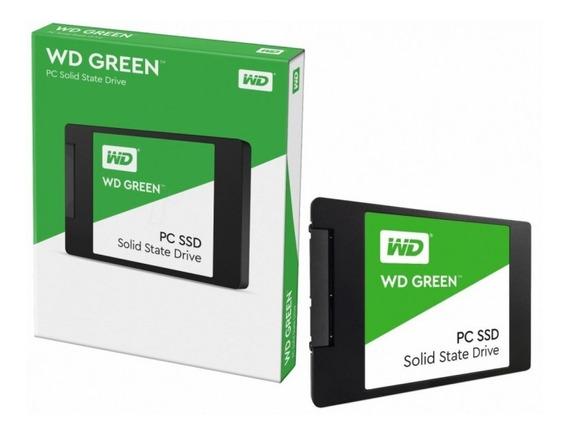 Ssd 1tb Western Digital Green Wds100t2g0a Lacrado 1000gb