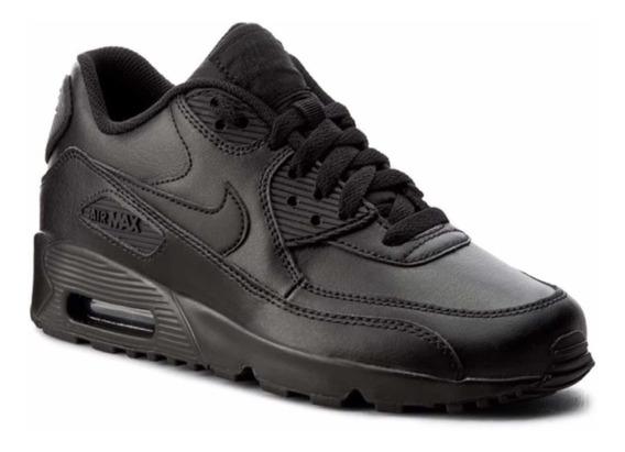 Tenis Nike Air Max 90 Ltr (24 Mex) Caja 100% Original 833412