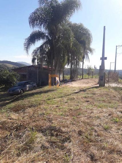 Sítio Com 2 Dorms, Sabaúna, Mogi Das Cruzes - R$ 350 Mil, Cod: 1756 - V1756