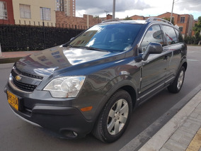 Chevrolet Captiva Sport At 2400 Cc 2011