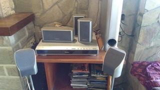 Home Theater Pioneer Xvdv323