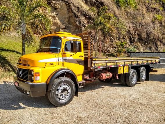 Caminhão M. Benz 1313, Ano 1982, Carroceria!!!
