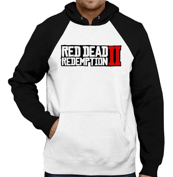Moletom Red Dead Redemption Ii Logo