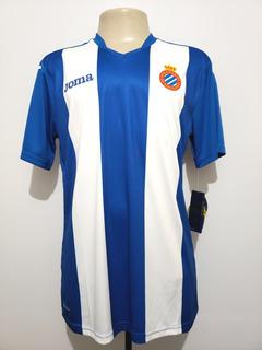 Camisa Oficial Futebol Espanyol Espanha 2015 Home Joma G