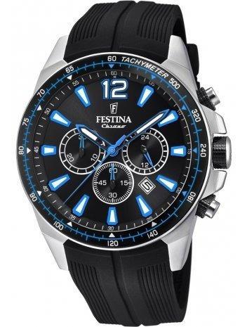 Relógio Esportivo Festinha Tachymeter F20376