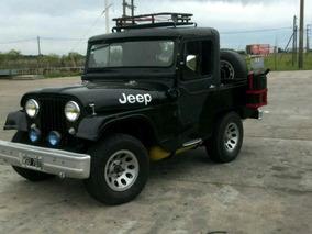 Jeep Ika Corto 1969 C/gnc 4x2