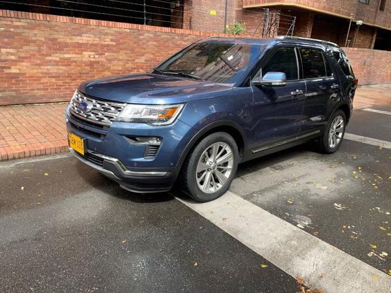 Ford Explorer 2.3 Usada 2019 Blindada