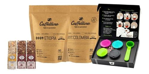 Imagen 1 de 7 de 100 Usos Para Nespresso - Capsulas Ecologicas Caffettino
