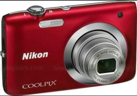 Câmera Digital Nikon Coolpix