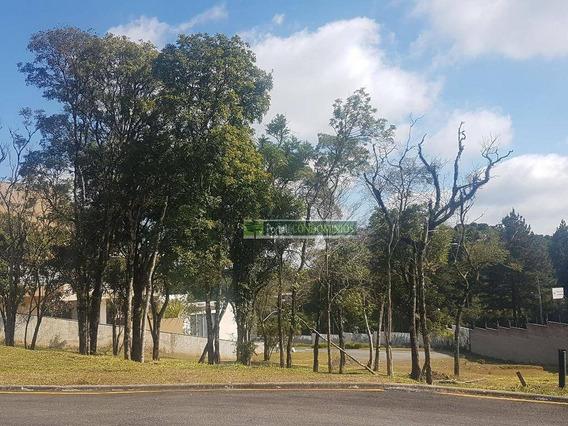 Terreno À Venda, 1507 M² Por R$ 680.000 - Santa Felicidade - Curitiba/pr - Te0475