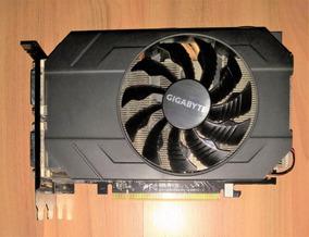 Placa De Video Gigabyte Gtx970 Oc Mini Itx 4gb Gddr5 256 Bit