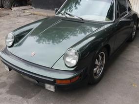 Porsche 911 S De Colección En Excelente Estado