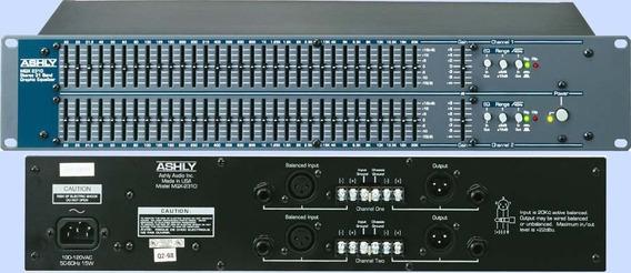Equalizador Ashly Mqx-2310 Novo