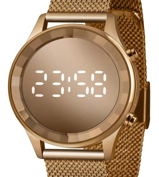 Relógio Feminino Lince Sk64 Original + Nota Fiscal