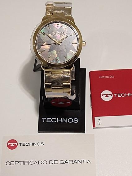 Relógio Technos Elegante St.moritz 2036lno/4p