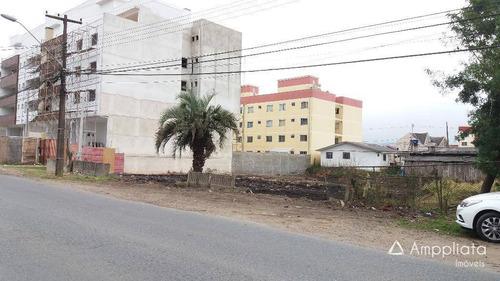 Terrenos À Venda, 1200 M² De Área Total Por R$ 1.800.000 - Jardim Paulista - Campina Grande Do Sul/pr - Te0077
