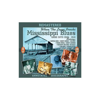 Mississippi Blues Rare Cuts 1926-41/various Mississippi Blue