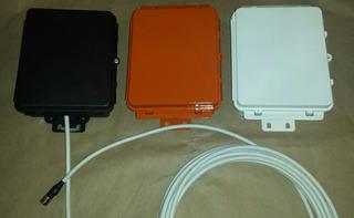 Antena Rural 2g 3g 4g Quadband P/ Celular,modem, E Repetidor