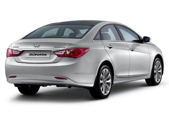 Sucata Peças Hyundai Sonata - Air Bag Para-choque Câmbio
