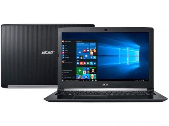 Notebook Acer Aspire Intel Core I7 8ger 8gb 1tb 15pol - Novo