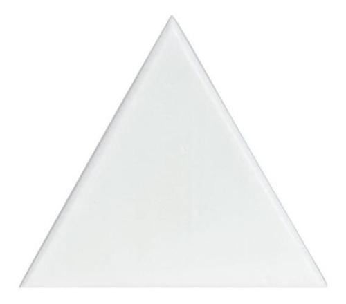 Gancho De Parede / Cabideiro Decoração Triangulo Branco