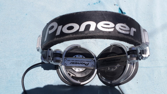 Audifonos Pioneer Hdj-1000 Original