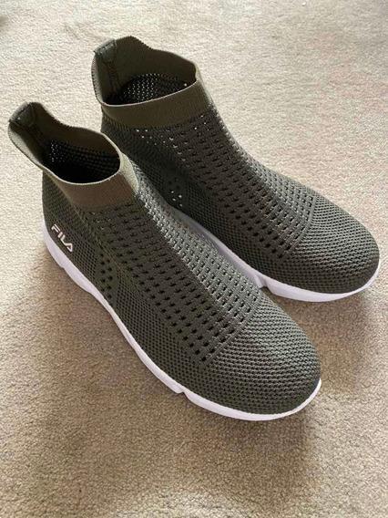 Zapatillas Botita Fila N. 37 Nuevas! Importadas