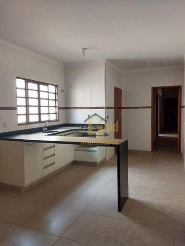 Imagem 1 de 8 de Casa Com 3 Dormitórios À Venda, 100 M² Por R$ 230.000 - Planalto Verde - Ribeirão Preto/sp - Ca1077