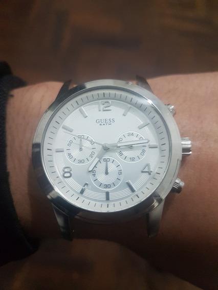 Relógio Guess Original 5 Atm Cronógrafo - W12605l1