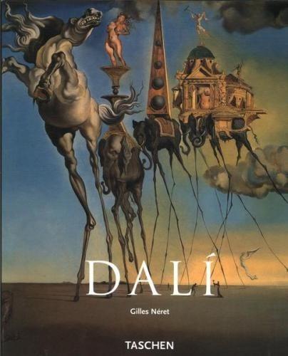 Livro Dali - Capa Dura - Paisagem