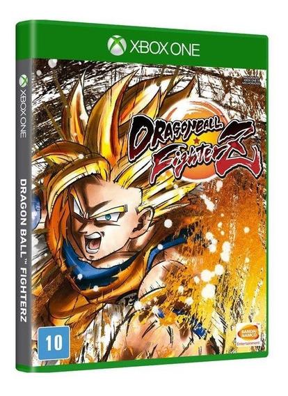 Dragon Ball Fighterz - Xbox One - Novo - Lacrado - Original
