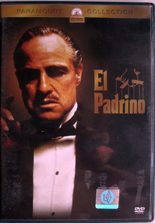 Dvd - El Padrino The Godfather - Dir.: Francis Ford Coppola