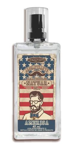 Imagen 1 de 1 de Perfumador Para Auto Natuar Men America