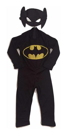 Disfraz Batman Superhéroes Braga Y Antifaz