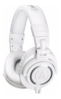 Auriculares Audio-Technica M-Series ATH-M50x white
