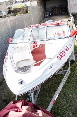 Lancha 19 Brazilian Boat