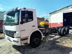 Mb Atego 2428, 2010, Chassi! 1620/2425/1618/24250/2422