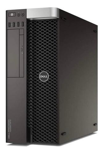 Imagem 1 de 5 de Workstation Dell Precision T5810 Xeon E5-1620 V3 3.5ghz 16gb