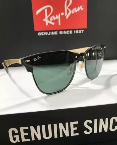 Óculos De Sol Blaze Clubmaster Rb3576 Lançamento