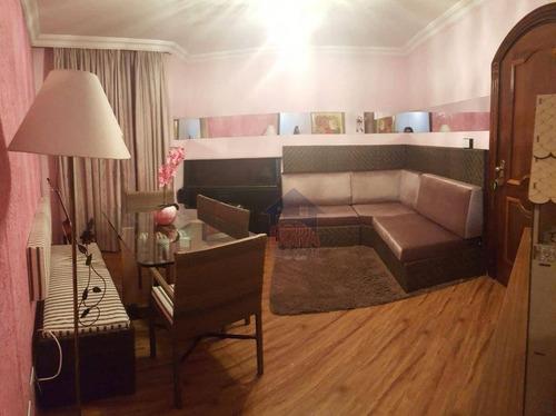 Apartamento Residencial À Venda, Jardim Taipas, São Paulo. - Ap0056