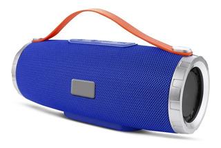 Parlante Recargable Portátil Con Bluetooth Usb Radio Calidad