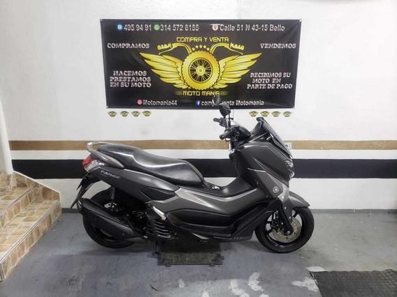 Yamaha Nmax 155 Mod 2019 Al Día Traspaso Incluido