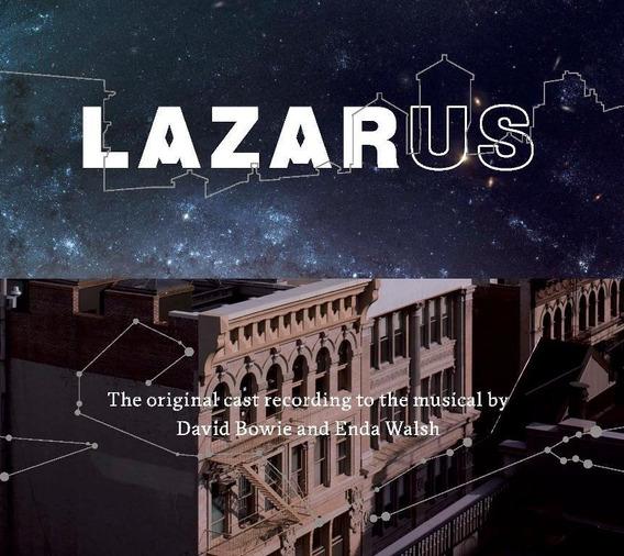 Lazarus - Trilha Sonora - 2 Cds