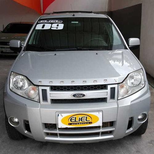 Ford - Ecosport Xlt 2.0 2009